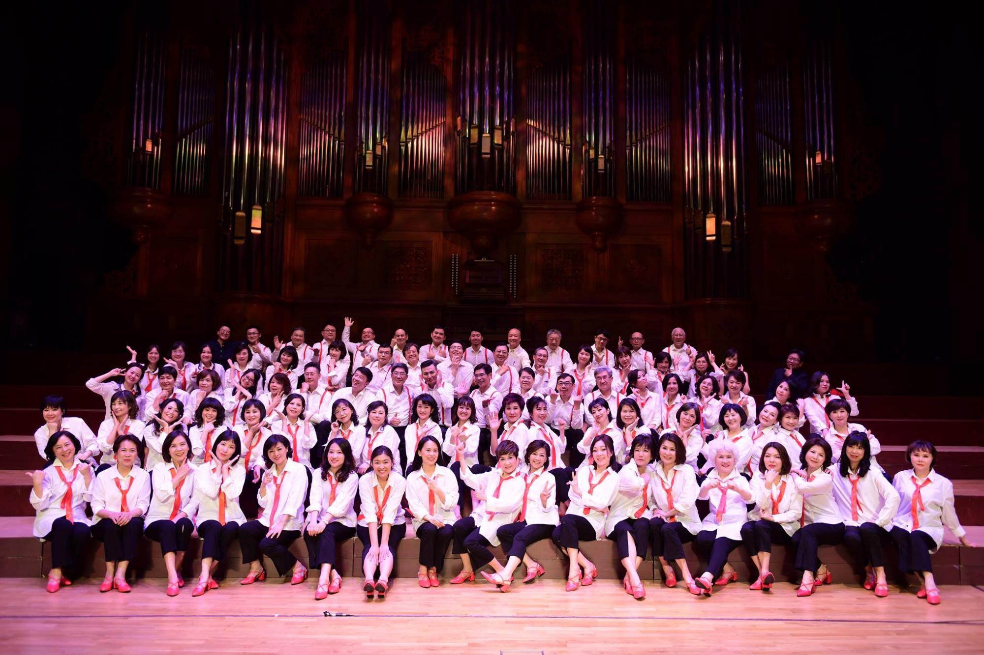 2022 台北愛樂市民合唱團-團員招生