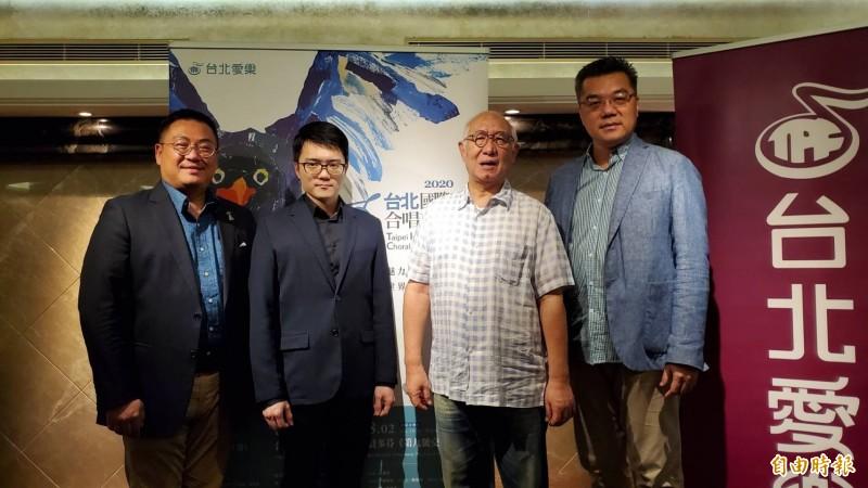 戴罩開唱行不行?台北國際合唱音樂節200人高歌貝九