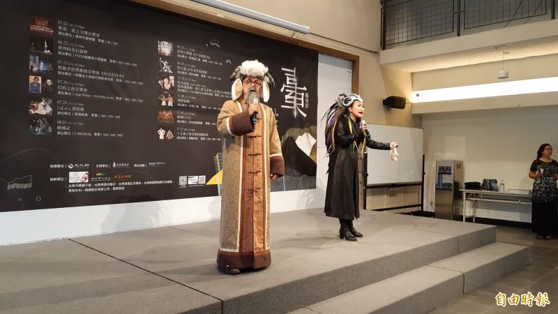 台東藝術節「小羊晚點名」 40隻「小羊」3天特訓將登台
