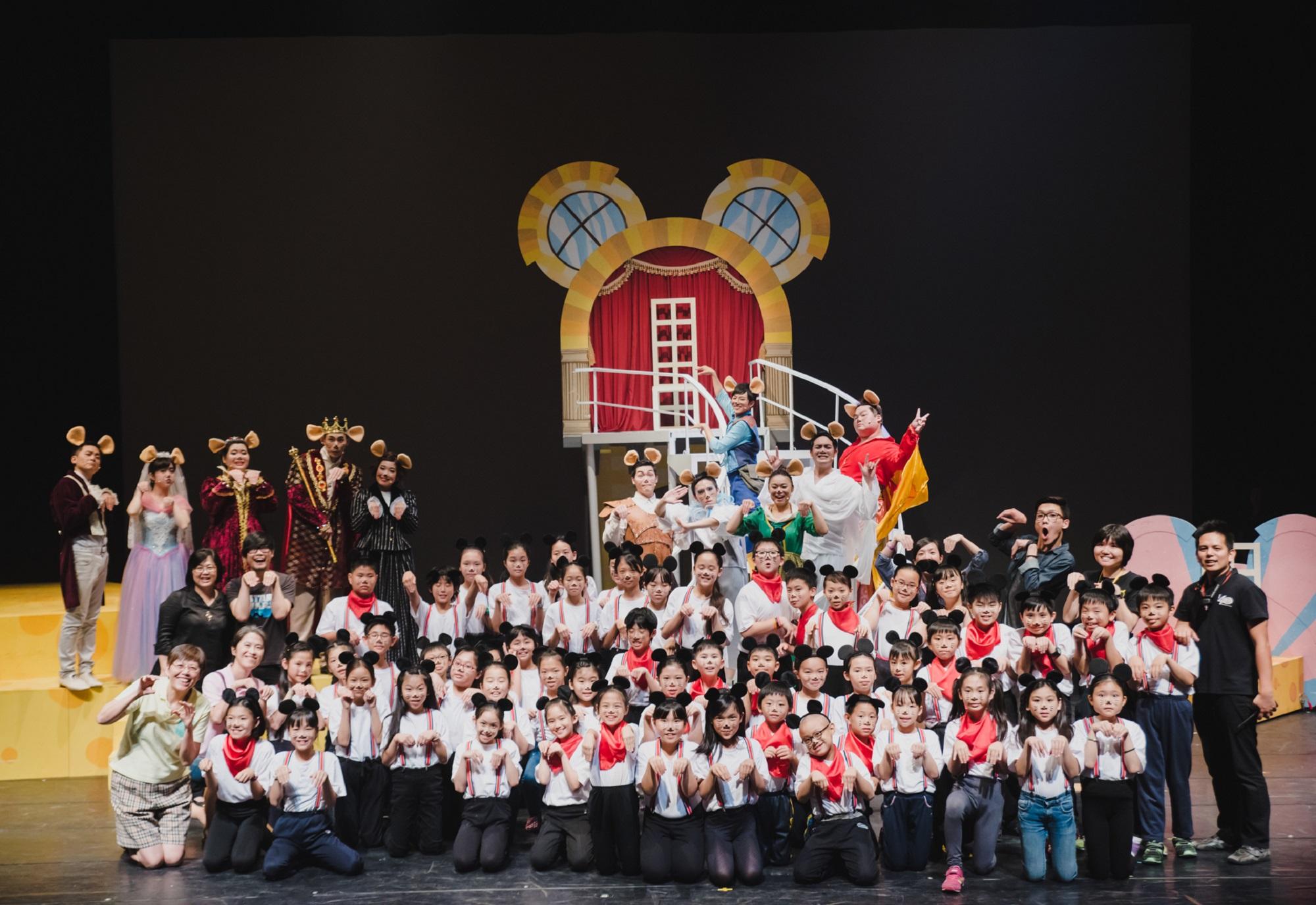 愛樂劇工廠《老鼠娶親之公主不想嫁》台北『鼠國護衛隊』特訓班熱情招生中