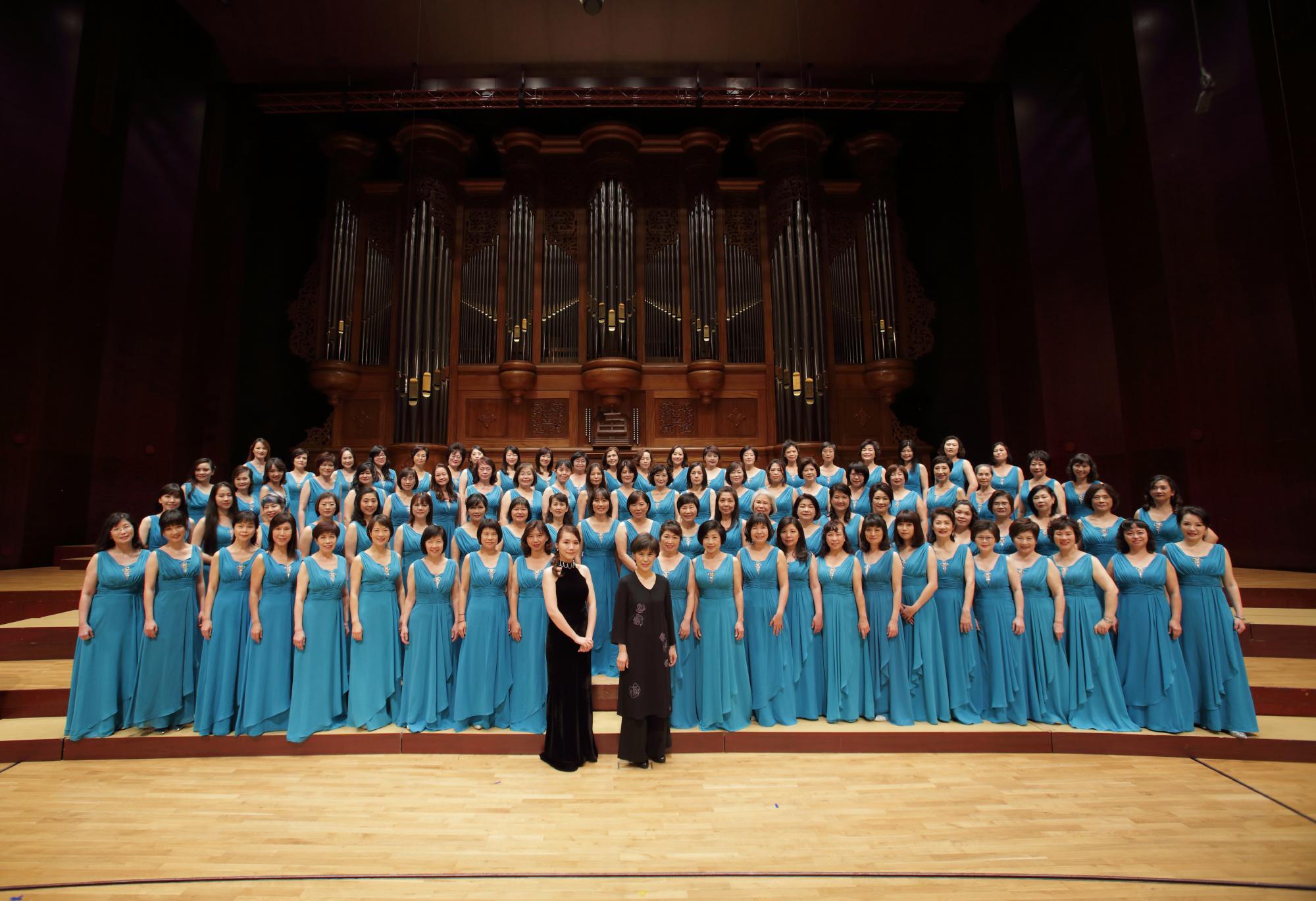 台北愛樂婦女合唱團