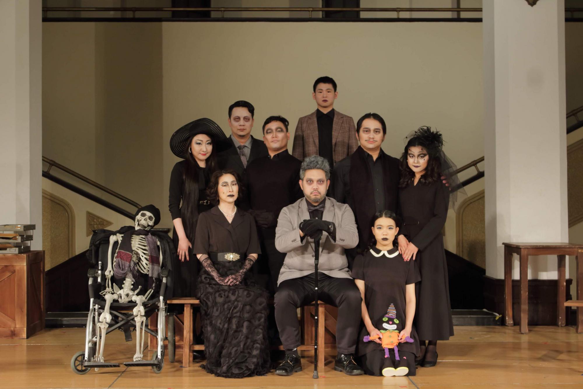 台北愛樂歌劇坊10週年鉅獻 一嘗淚水與歡笑交加的人生樣貌