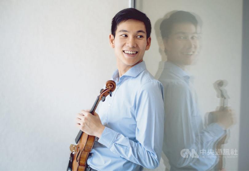練琴讓頭腦更清晰 小提琴家陳瑾瑒自在做音樂