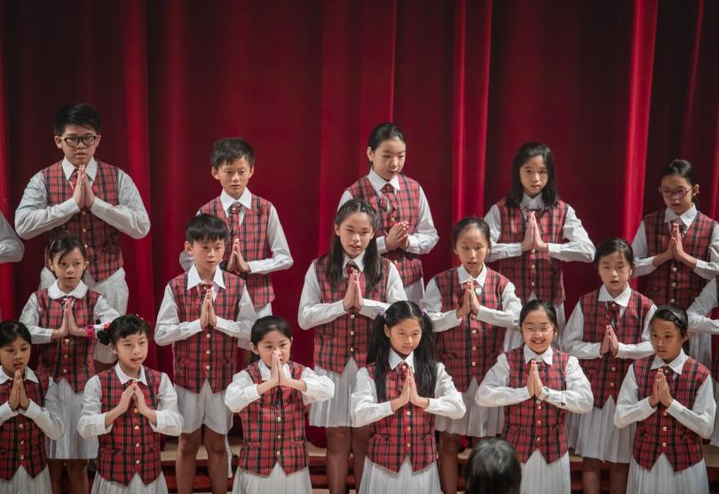 台北愛樂百位學童將歡唱六種語言聖誕頌
