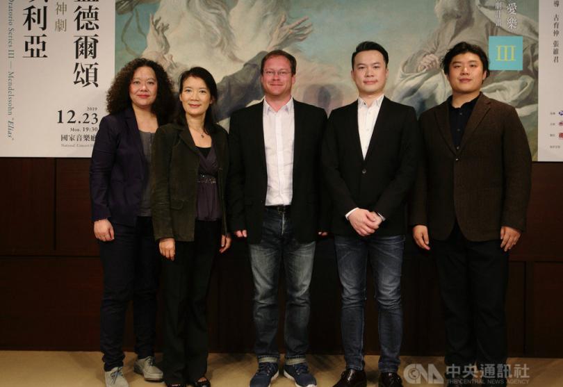 三大神劇計畫最終曲 台北愛樂推出以利亞