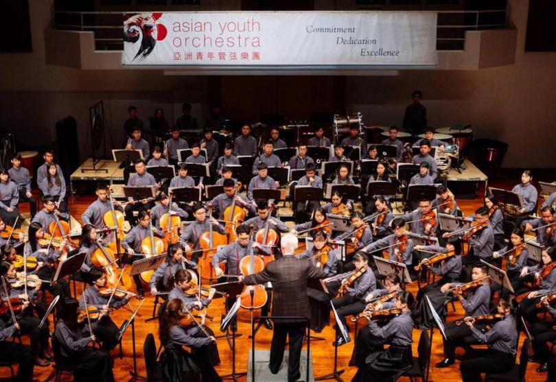台灣樂手逾3成 亞洲青年管弦樂團再登台