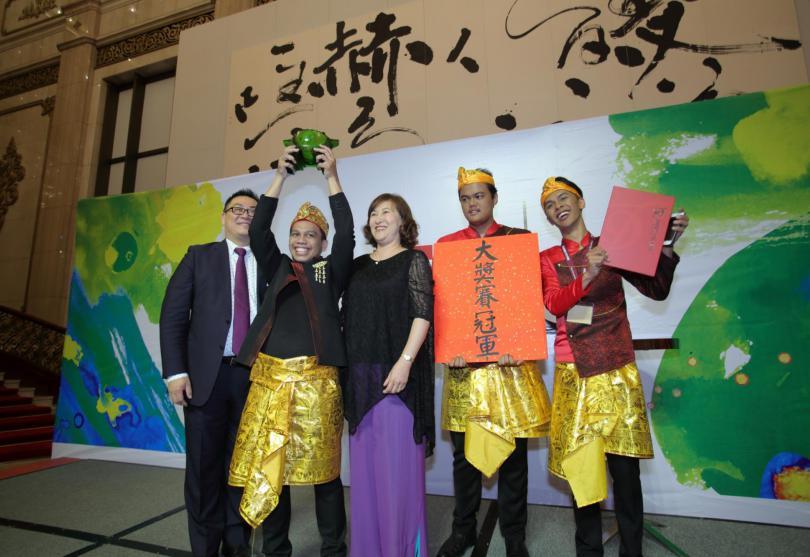 第二屆台北國際合唱大賽得獎名單出爐!