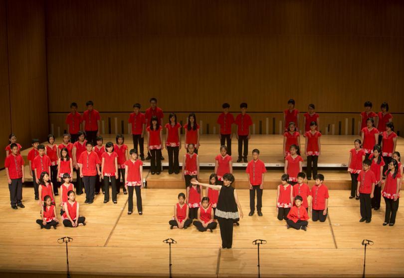 台北愛樂少年及兒童合唱團招生中