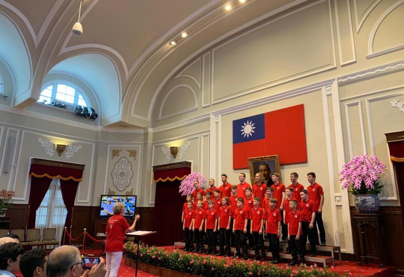 8場經典音樂會+台北國際合唱大賽線上回歸