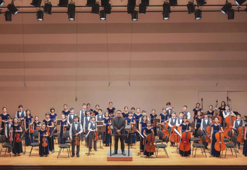 台北愛樂少年音樂家 詮釋張愛玲「紅玫瑰與白玫瑰」