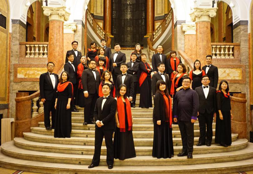 台北愛樂室內合唱團