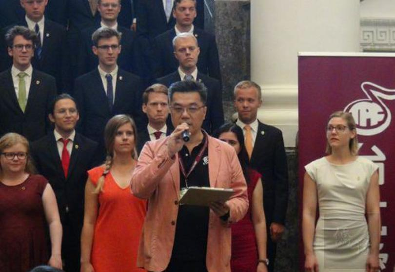 Choral festival to present world class music: organizer